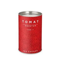 Томат сушеный молотый 100% чистый 108 специй тубус, 100 г - фото 10664