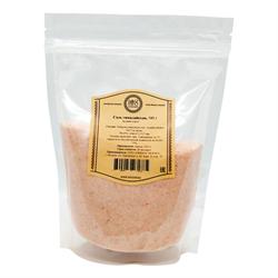 Соль гималайская мелкий помол 100% чистая 108 специй дой-пак, 500 г - фото 11301