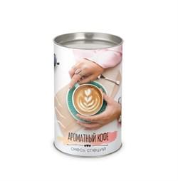 Ароматный кофе смесь 108 специй тубус, 80 г - фото 12046