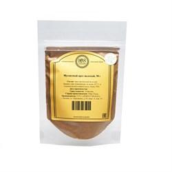 Мускатный орех молотый 100% чистый 108 специй дой-пак, 50 г - фото 12576