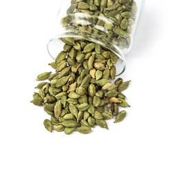 Кардамон зеленый целый высший сорт 108 специй дой-пак, 50 г - фото 6632