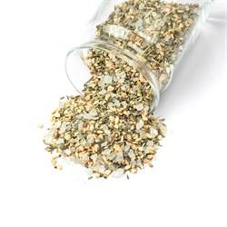 Чеснок, травы, соль смесь для мельницы 108 специй дой-пак, 50 г - фото 7613
