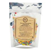 Посыпка кондитерская конфетти цветные 108 специй дой-пак, 50 г