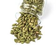 Кардамон зеленый целый высший сорт 108 специй дой-пак, 50 г